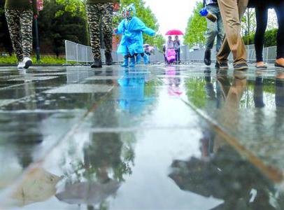 今春甘肃省降水量较常年偏多26.3%,未来一周全省仍多雨