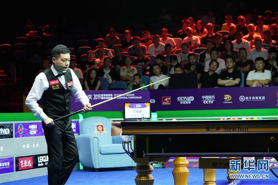 (体育)(7)斯诺克——国际锦标赛:丁俊晖晋级八强