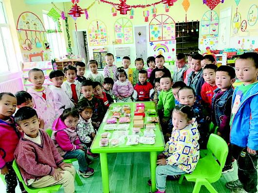 """州幼儿园组织开展""""浓情中秋月满团圆""""中秋节主题活动"""