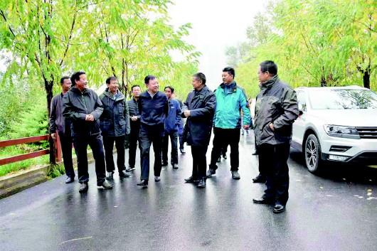 俞成辉:以发展乡村旅游巩固提升脱贫成果以依法管理促进宗教领域和谐稳定