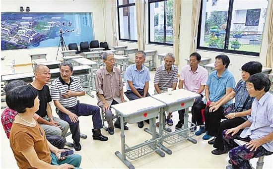 浙江衢州14位退休老师多年坚持暑假免费辅导留守儿童