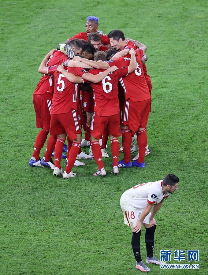 欧洲超级杯:拜仁夺冠