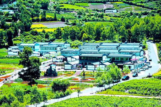 同心共建幸福家园——我州生态文明小康村建设亮点做法篇