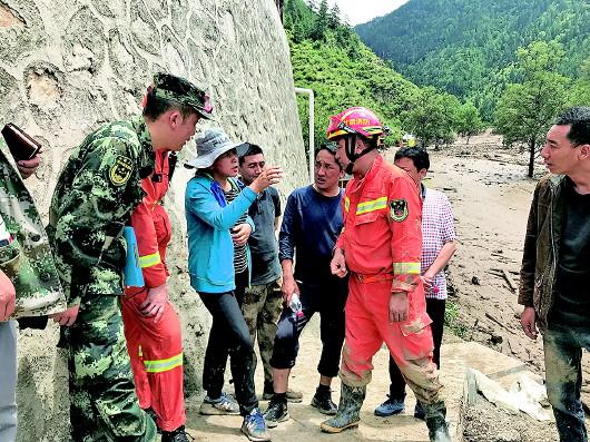 用担当铸就生命防线——记全国先进工作者甘南州消防救援支队副支队长班玛南加